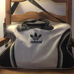 Vintage 90's Adidas duffle/gym/travel bag